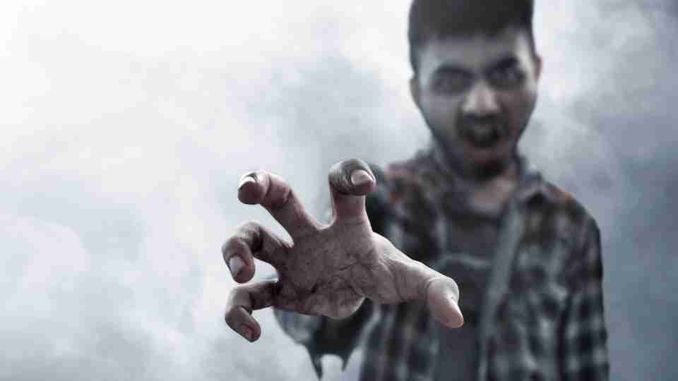 50 Types of Dream about Zombies and their Meanings