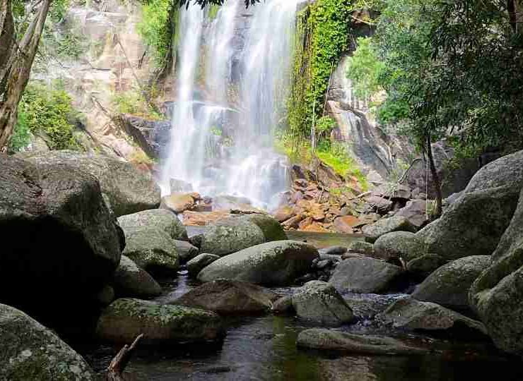 Dream of Waterfall - 78 Types and Their Meanings