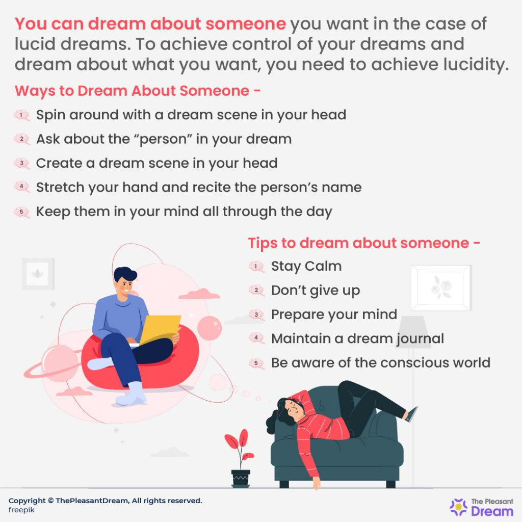 How to Dream about Someone – Techniques, Process, Tips & More