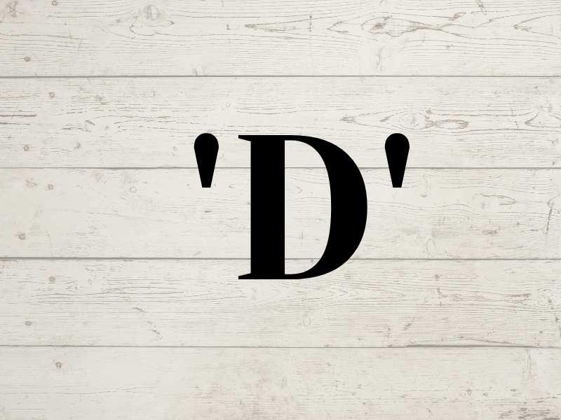 Dream-dictionary-D
