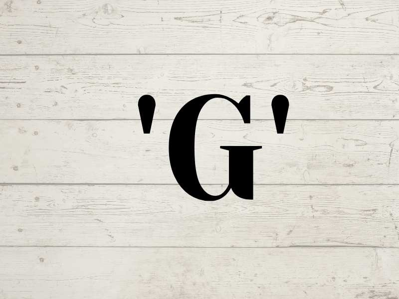 Dream-dictionary-G