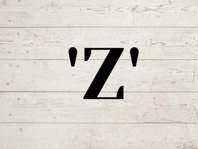 Dream-dictionary-Z